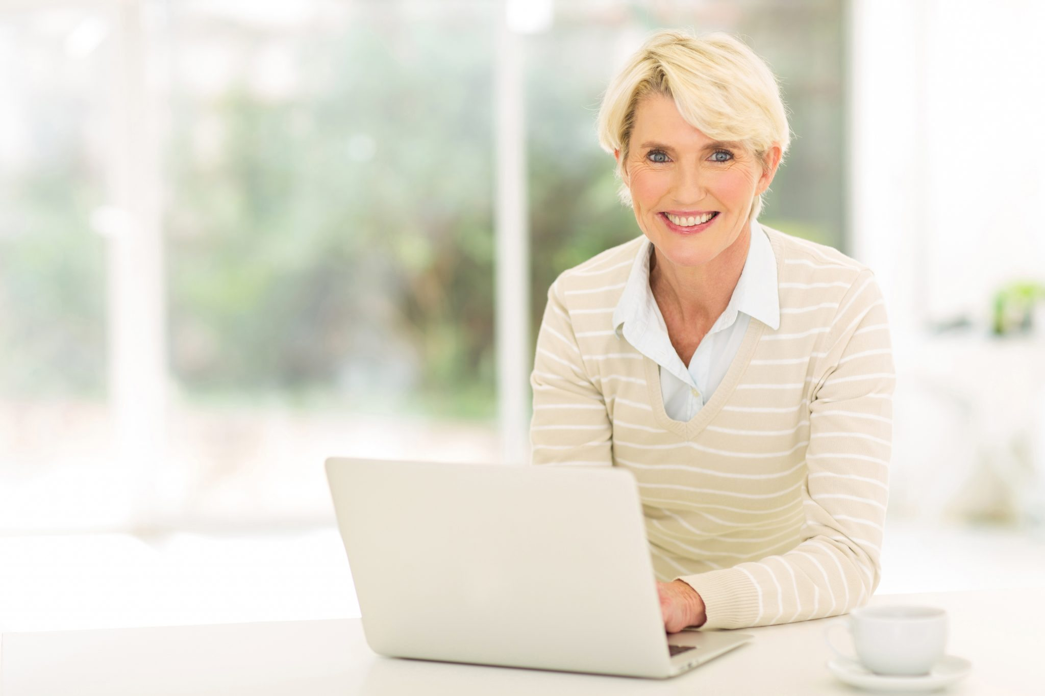 Mature Women On Computers 2