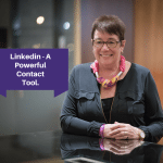 Linkedin - A Powerful Contact Tool.