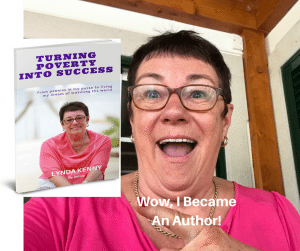 Wow, I Became An Author!