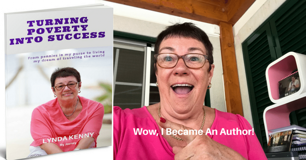 Wow, I Became An Author And Achieved A Dream