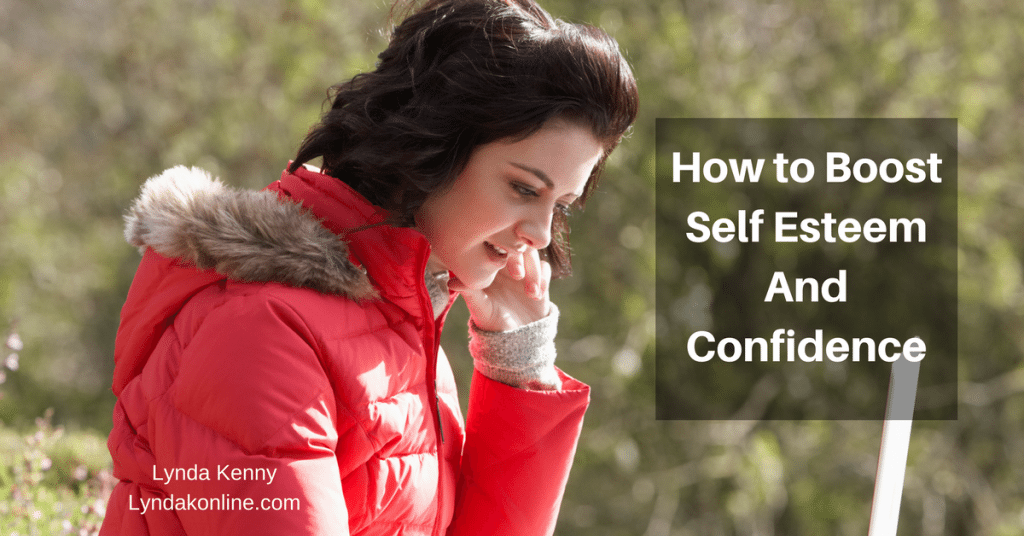 How to Boost Self Esteem And Confidence