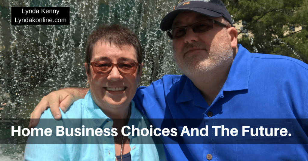Home Business Choices And The Future.