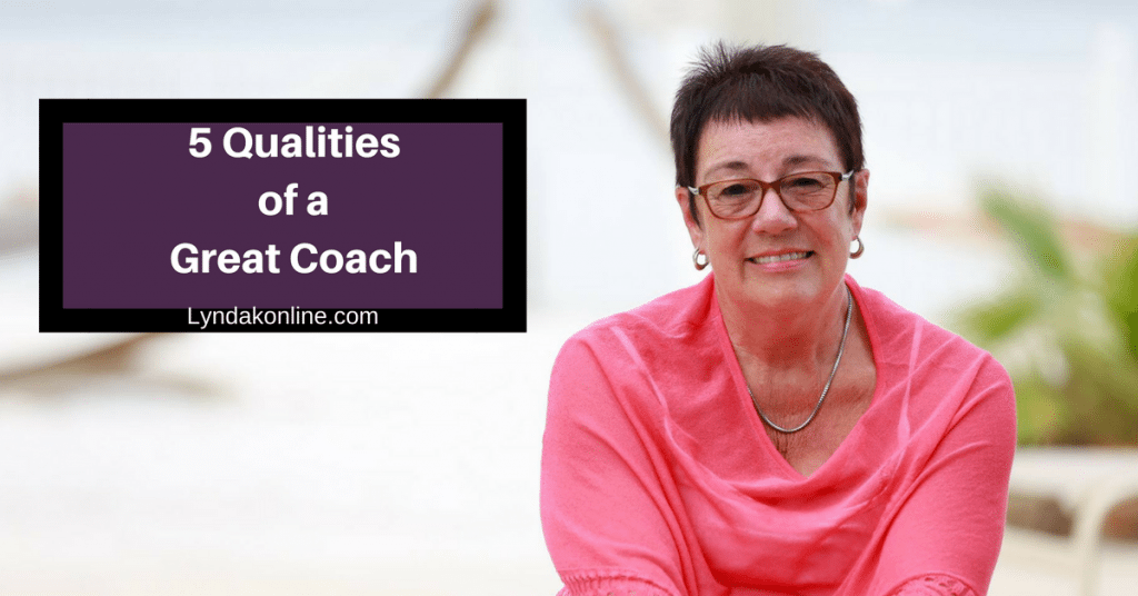 5 Qualities of a Great Coach