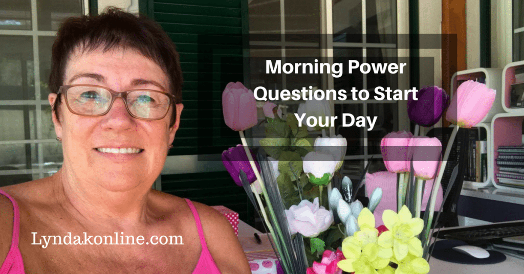 Morning Power Questions to Start Your Day