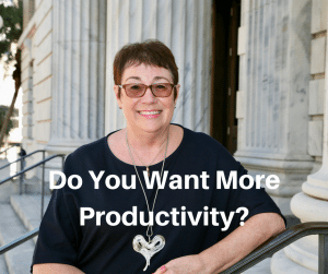 Do You Want More Productivity?
