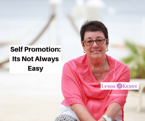 Self Promotion: Its Not Always Easy