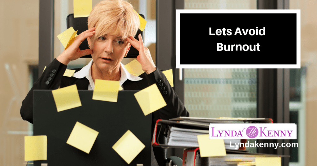 Lets Avoid Burnout